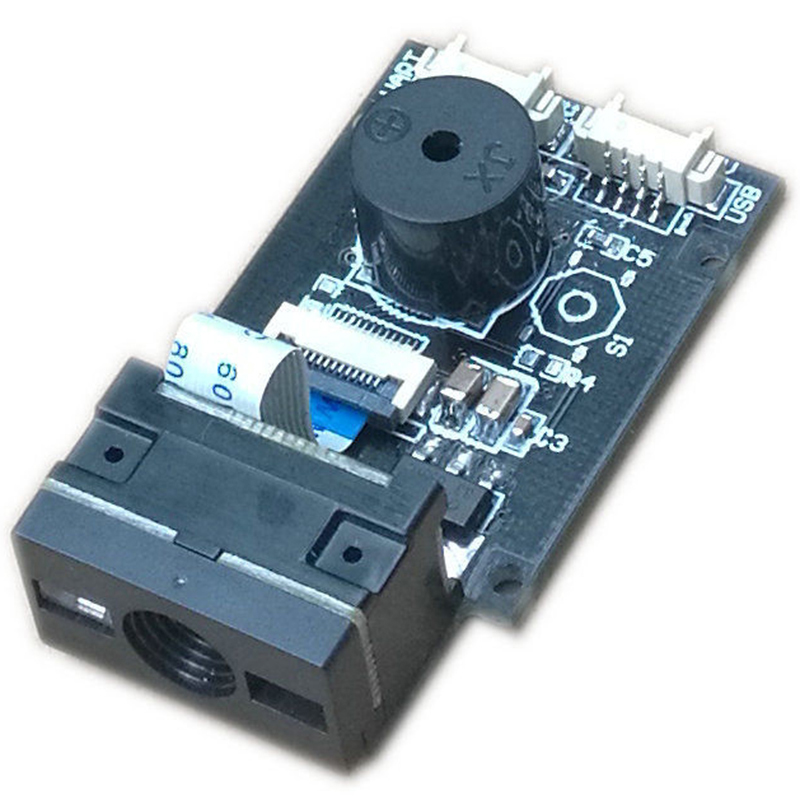 1D 2D Code Scanner Bar Code Reader Qr Code Reader Module-in 3D Printer Parts & Accessories from Computer & Office