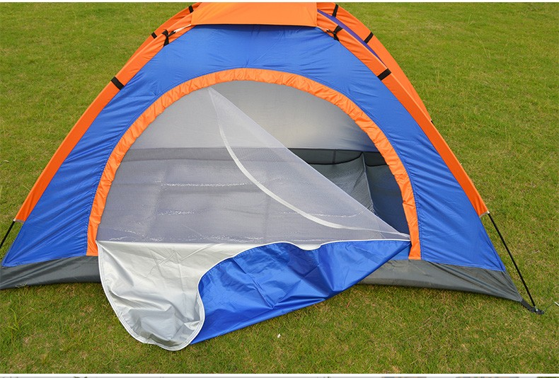 brand quality Waterproof UV Outdoor Hiking Tents 1~2 person C&ing Tent Pack with Carrying Bag for Outdoor C&ing-in Tents from Sports u0026 Entertainment on ... & brand quality Waterproof UV Outdoor Hiking Tents 1~2 person ...