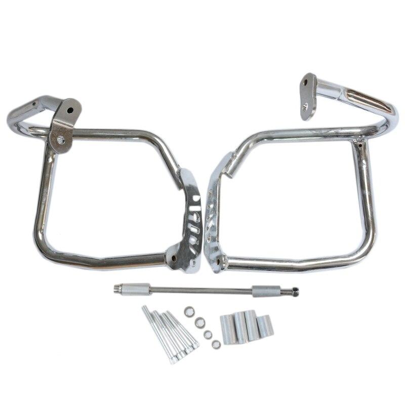 Мотоцикла ремонт бака защиты панель защиты двигателя гвардии крушение бар Рамка бампер для BMW R1200 R и девять Т 2014 2015 2016