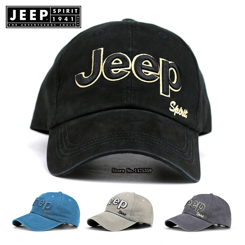 JEEP   HAT CAP Embroidered