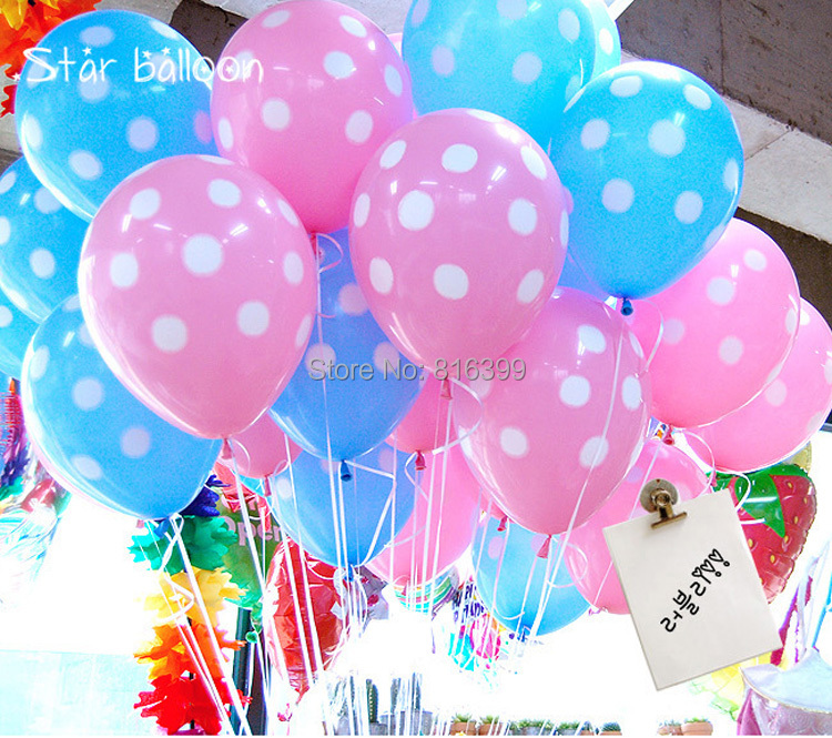 Free Shipipng 100pcs/lot Latex Helium  Thickening Pearl Wedding Party and Birthd