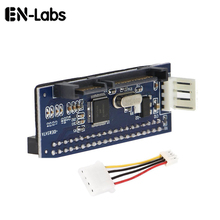 En Labs 3 5 HDD IDE PATA to SATA Converter Adapte Card for IDE 40 pin