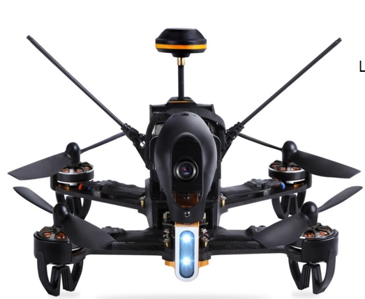 Walkera F210 Furious 210 Anti-collision Racing Drone W/OSD BNF Camera FPV Quadcopter