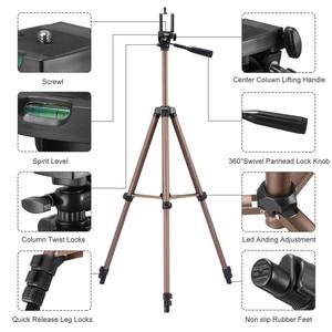 Image 5 - Trípode portátil Universal para cámara ligera, trípode profesional para teléfono móvil, para Canon, Sony, Nikon, SmartPhone
