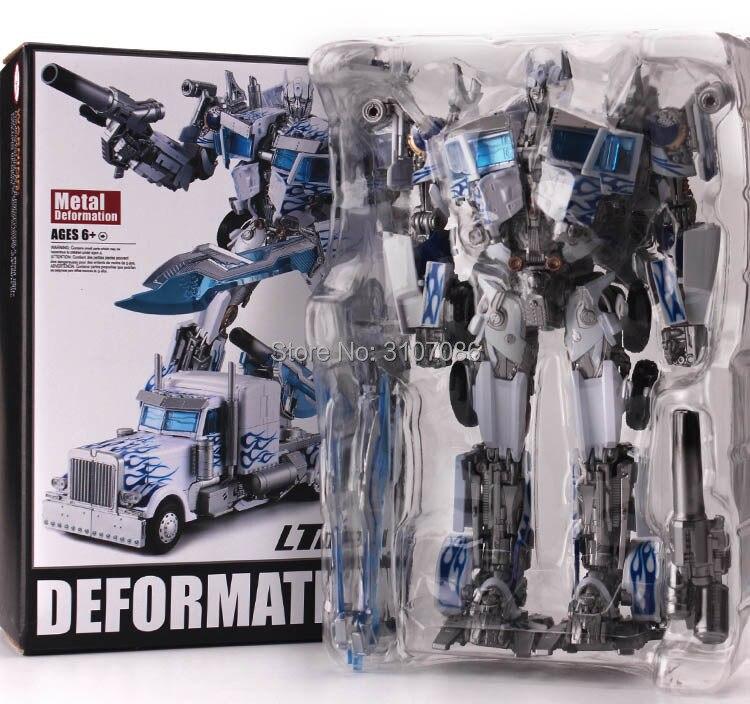 Legendary Toys LT02W MPM-04 Optimus Prime Blue /& White Porcelain Ver New