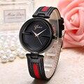 YADAN-8071 P, caro IPJ galvanoplastia relógio das mulheres, precisão à prova d' água, high-end da marca relógio de pulso, relógio de quartzo moda