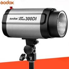 Godox 300DI 300Ws 110 V/220 V мини-мастер стробоскоп вспышка моносвет фотография свет с ламповой головкой для Аксессуары для фотостудии