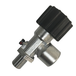 30Mpa 4500psi alta presión cilindro de fibra de carbono Válvula de tanque de aire para equipo SCBA-E Drop Shipping