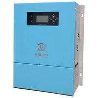 100A Solar Charger Controller 36V 48V 60V 72V 96V 108V 120V 144V 156V 168V 180V 192V PWM Solar Regulator CE FCC ROHS LCD + LED