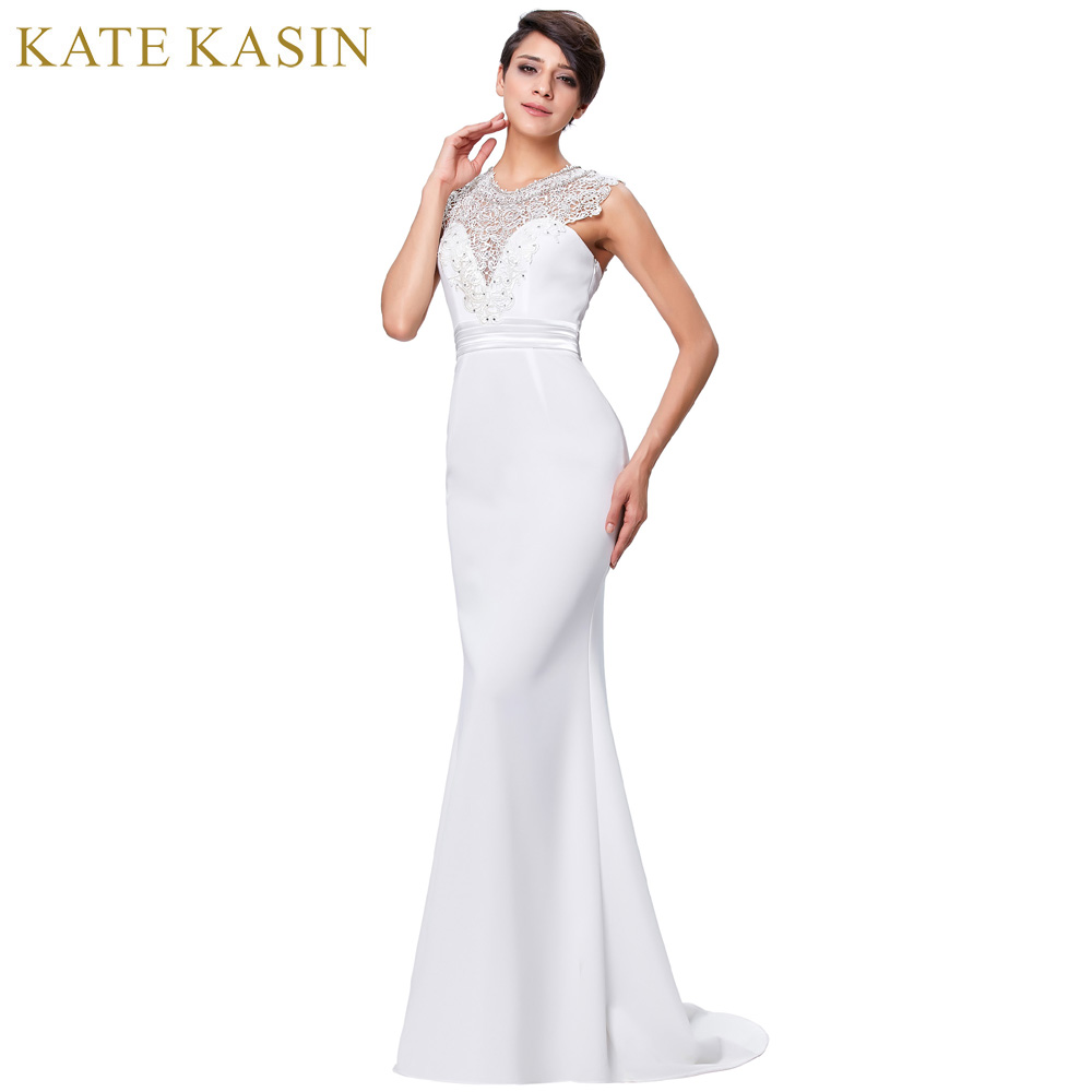 Online Get Cheap White Evening Gown -Aliexpress.com | Alibaba Group