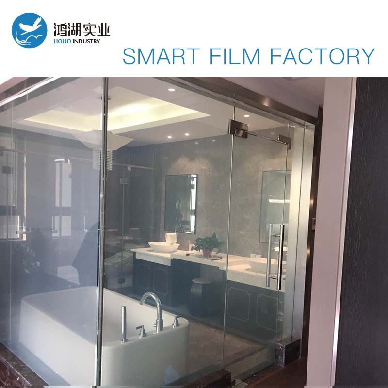 100cmPDLC Switchable Film Power On Transparent Power Off Opaque Privacy  Protection For Room Partition  In Decorative Films From Home U0026 Garden On ...