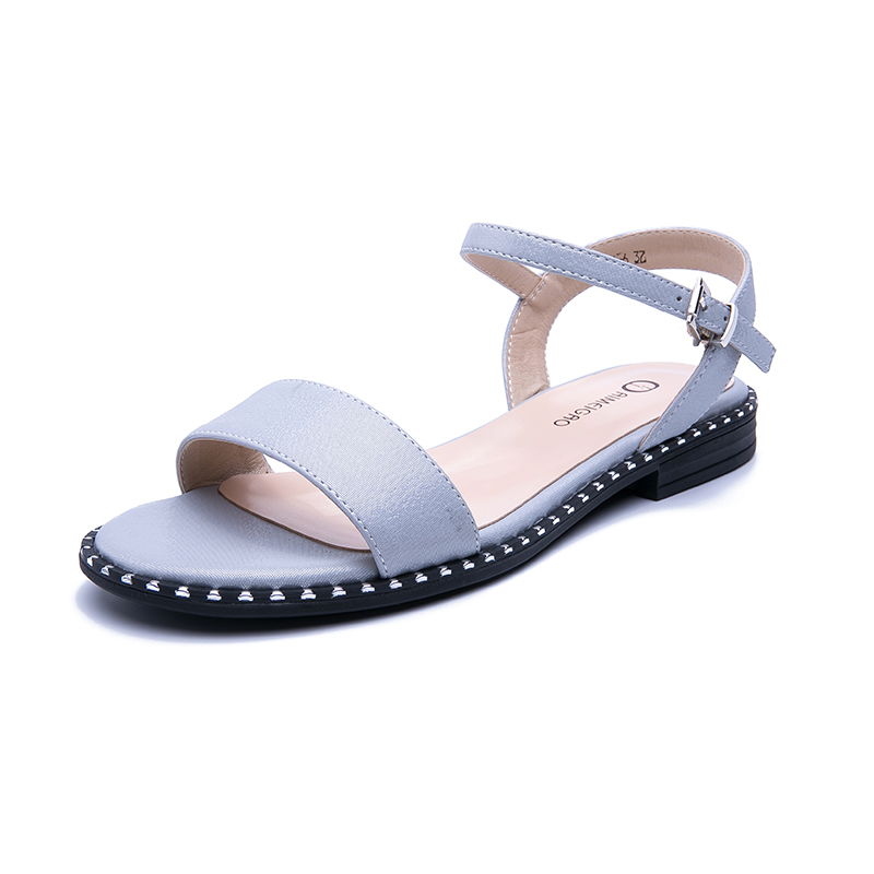 HTB1h8D7bo rK1Rjy0Fcq6zEvVXaD AIMEIGAO 2019 New Summer Sandals Women Casual Flat Sandals Comfortable Sandals For Women Large Size Women's Shoes