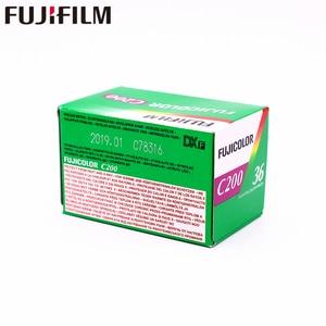 Image 4 - 1 Roll  Fujifilm Fujicolor C200 Color 35mm Film 36 Exposure for 135 Format Holga 135 BC Lomo