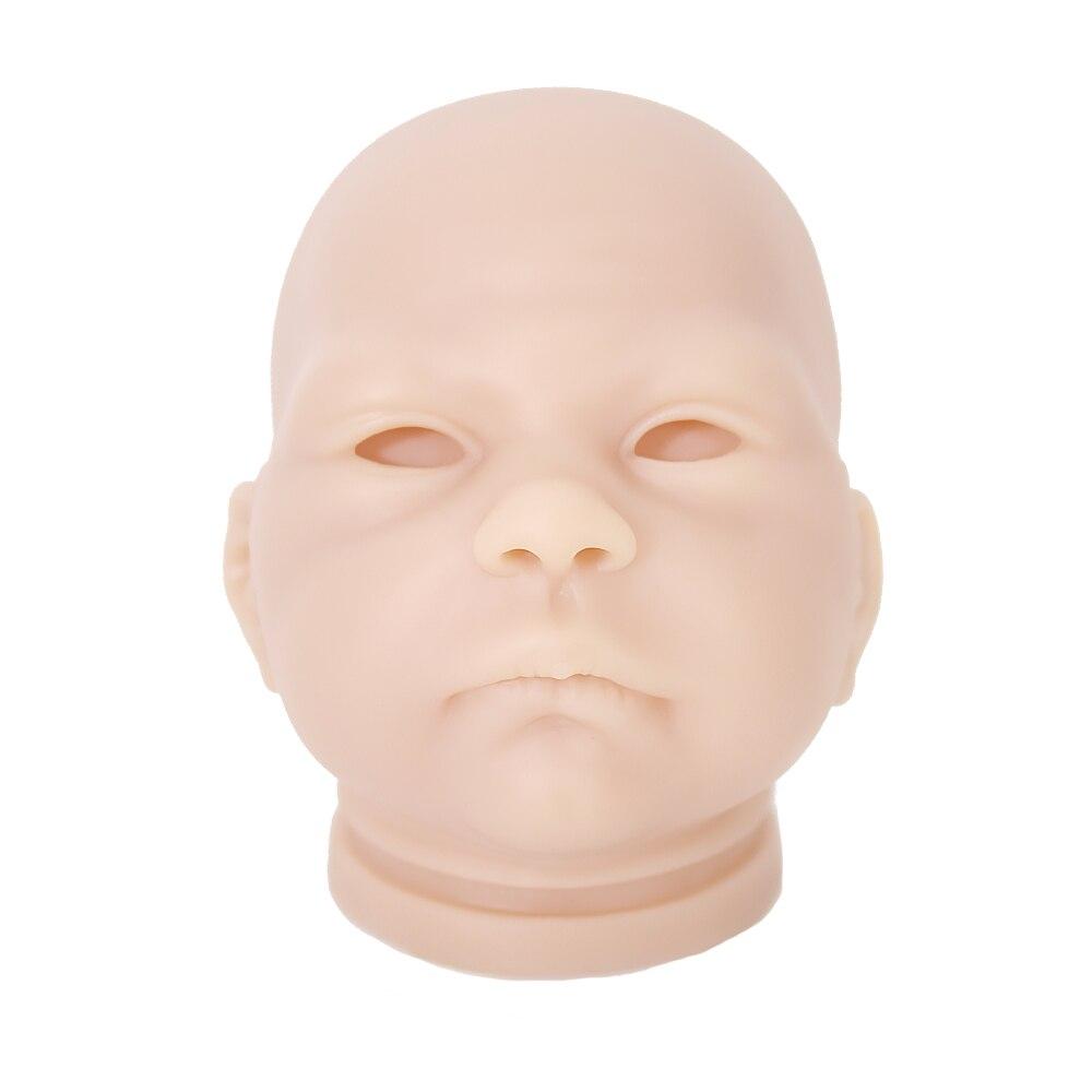 """OtardDolls Reborn Puppe Kits Neugeborenen Lebendig Weichem Silikon Vinyl Reborn Puppe Kits für DIY 20 """"Baby Puppen Zubehör-in Puppen aus Spielzeug und Hobbys bei AliExpress - 11.11_Doppel-11Tag der Singles 1"""
