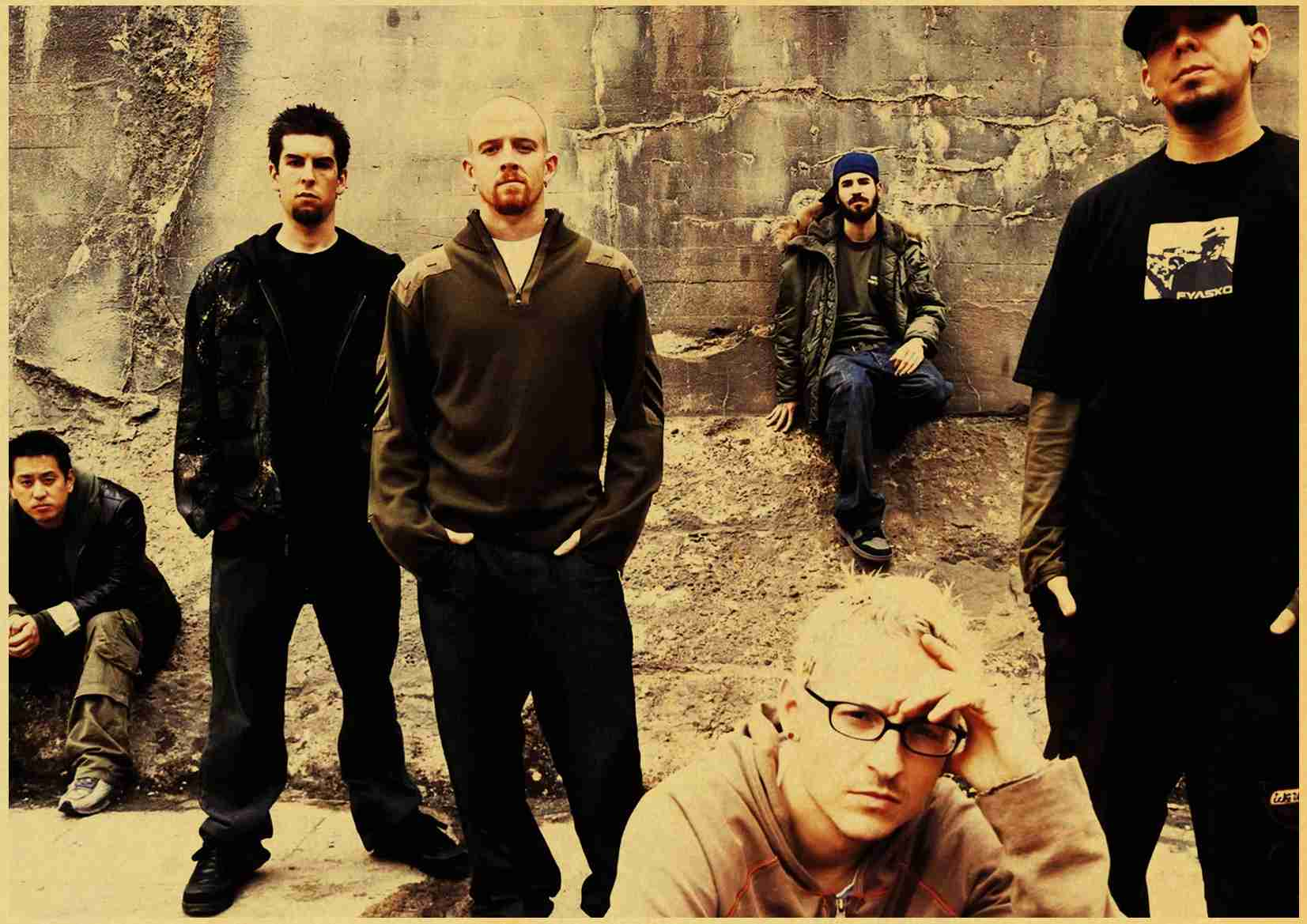 vas linkin park released - HD 2560×1600