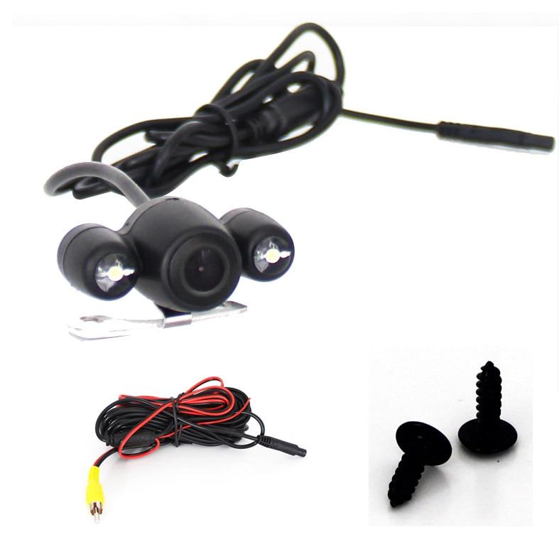 Pumpkin LED Night Vision auto tagantvaates kaamera Ulfrasonic - Autode Elektroonika - Foto 4