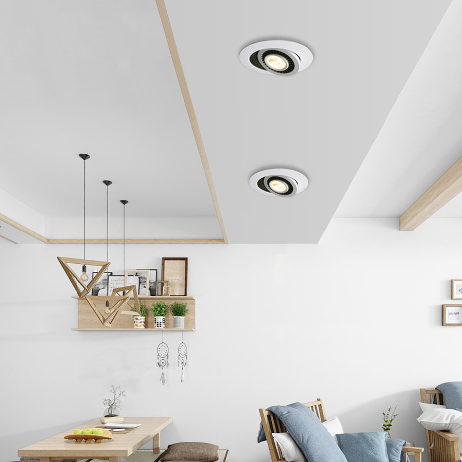 HTB1h8EibwmH3KVjSZKzq6z2OXXaJ Dimmable Led Down light lamp COB Ceiling Light 5w 7w 10w 12w 85-265V recessed ceiling Spot Lights for kitchen bedroom home Decor