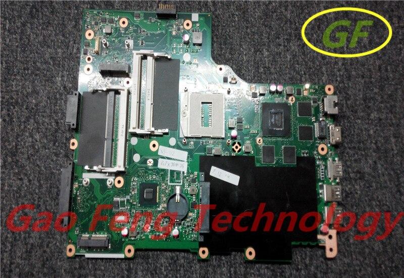 bilder für Laptop motherboard va70hw für acer für aspire v3-772g hm77 ddr3 gddr5 rev 2,0 mit geforce gtx760m grafiken 100% test ok