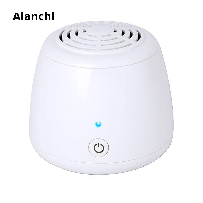 цены Ionic Ozone Generator USB Portable Air Purifier Remove Cigarette Smoke Odor Smell Bacteria Mini Air Cleaner Refrigerator Car