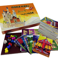 Dixit 1 2 3 Version Dixit Board Games Indoor Playing Cards Game For Kid Home Party