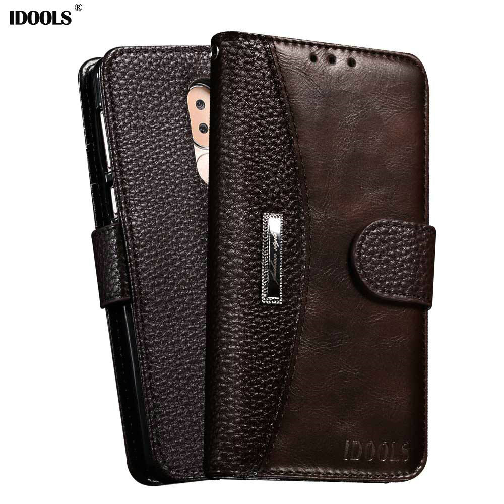 IDOOLS For Huawei Honor 6X Case Phone Bags Cases for ...