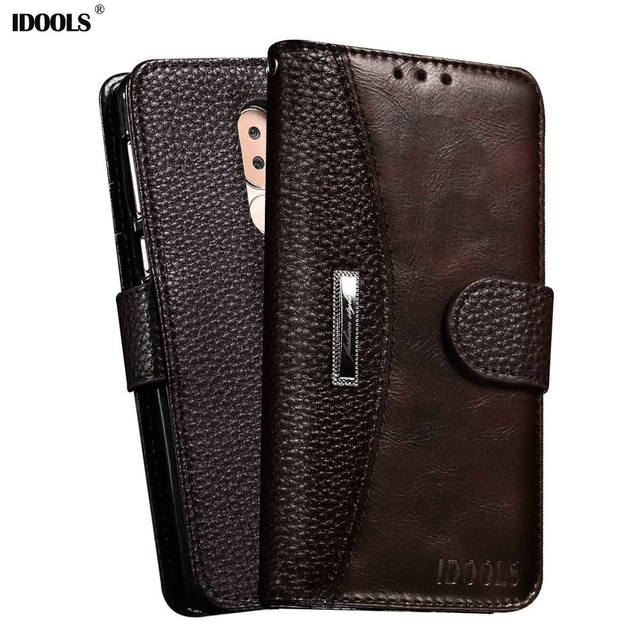 IDOOLS For Huawei Honor 6X Case Phone Bags Cases for Huawei P10...