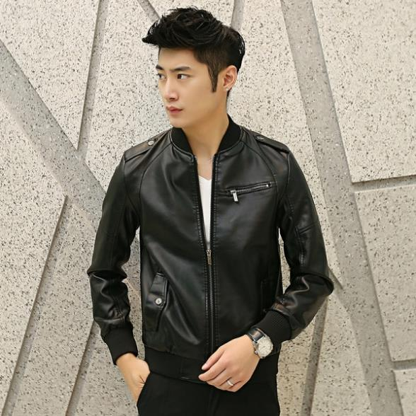 Young Mens Leather Jackets | Outdoor Jacket
