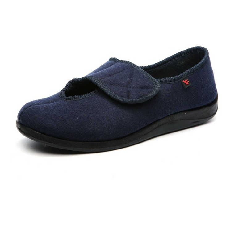Diabetic Footwear Swollen Feet Slippers Adjustable Orthopedic Wide Shoes Open Toe For Diabetic & Edema Elderly Women Diabetes