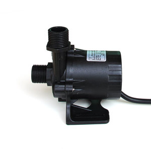 Image 3 - High pressure pump, 1560LPH 15M High Lift, 5 24V DC Submersible Small Water Pump,  brushless DC motor Driven, for Hot Water