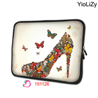 Print High Heels Mini Laptop Bag 7 9 Neoprene Notebook Sleeve 8 Inch Tablet Case Protective