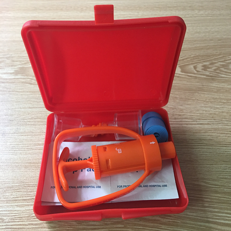 Emergency First Aid Kit Supplies venom extractor Pump For Travel Safety Kit Venom Snake Bite Protector protection products