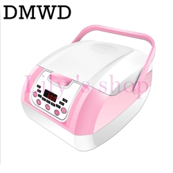 DMWD Intelligent Electric Rice Cooker 3L Portable Microcomputer food Steamer Heating pressue cooker Microwave kitchen appliances