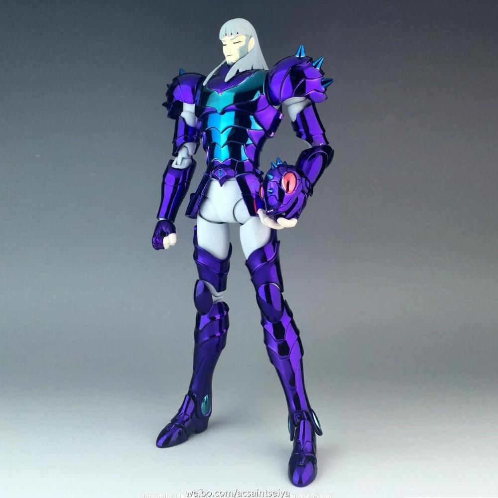 Hot!  IN STOCK Saint Seiya Myth Cloth metal model Building anime action figure cool christmas gift стоимость