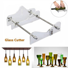 Effective Glass Wine Beer Bottle Cutter Machine Craft Cutting Tool Kit bottle cutter glass bottle cutter tool cutter glass machine for wine beer glass cutting tools