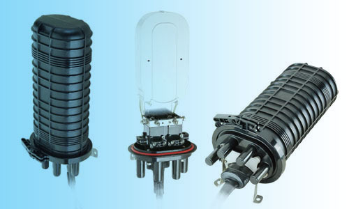 Grandway - D010 Fiber de câble fermeture Splice fermeture connecteur étanche boîtes rétractable