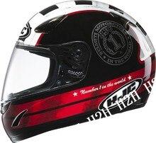 Free shopping HJC Capacetes da motocicleta da Cara Cheia