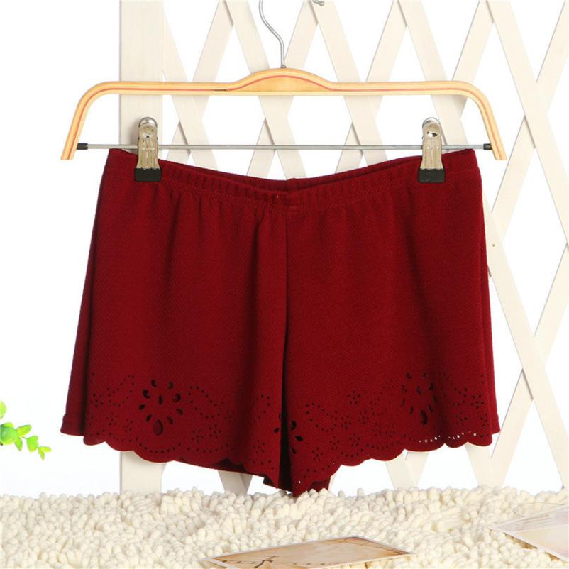 Hot sale summer Women Ladies   shorts   harajuku Mid Waist   short   feminino pantalones trousers for women's boho fashion hot 2018 #W