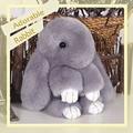 Death Mimicry Rabbit Plush Toys Hair Bunny Stuffed Doll For Lover Friends Festival Gift Adorable Rabbit Pendant Bag Ornaments