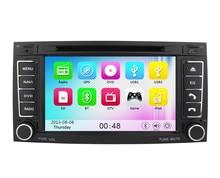 Wince 6.0 MT3360 3G WIFI Car DVD Player Radio Audio Stereo Screen GPS NAVI For VW Volkswagen Touareg T5 Multivan Transporter