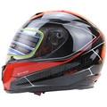Профессиональная гоночная стиль анфас мотоциклетный шлем NBR мотоцикл шлем аэродинамический дизайн XS sml XL 4 имеющийся размер