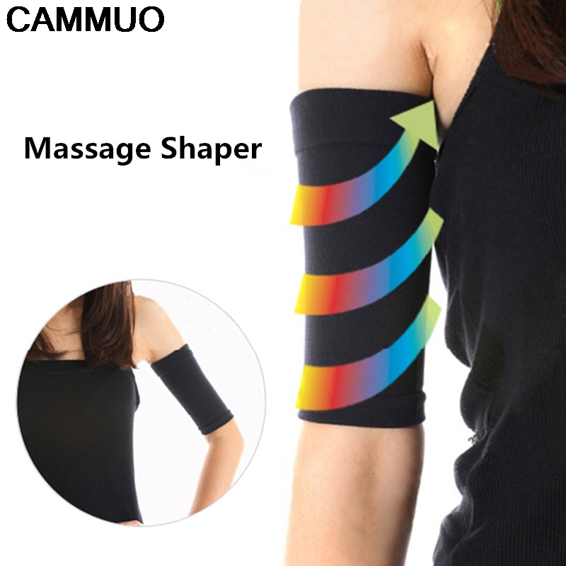 New Arrival Slimming Arm Shape Massage Shaper Weight Loss Fat Buster Calories Off Effective Lean Upper Arm Massage Sleeve