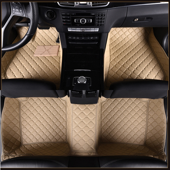 Car floor mats for Toyota Camry RAV4 XA30 XA40 5D special all weather car-styling rugs carpet floor liners(2005-now)