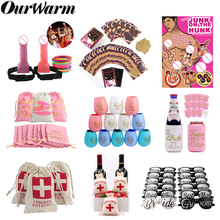 OurWarm Bride To Be  Bags Bachelorette Party Supplies Games Gifts Hen Night Bridal Shower Favor
