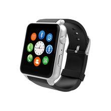 22e159f622d1 Original GT88 Bluetooth Smartwatch teléfono muñeca reloj inteligente  Monitor de ritmo cardíaco soporte SIM tarjeta SD