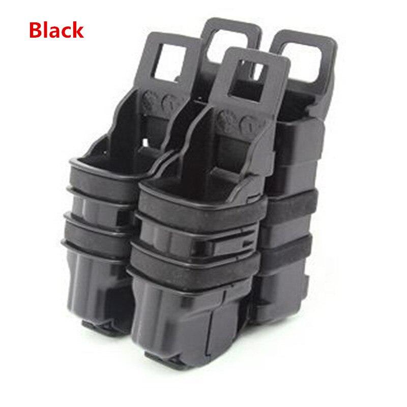 Fastmag gun * 2 * 1 M4 Mag Pouch Revista militar táctica bolsas - Caza