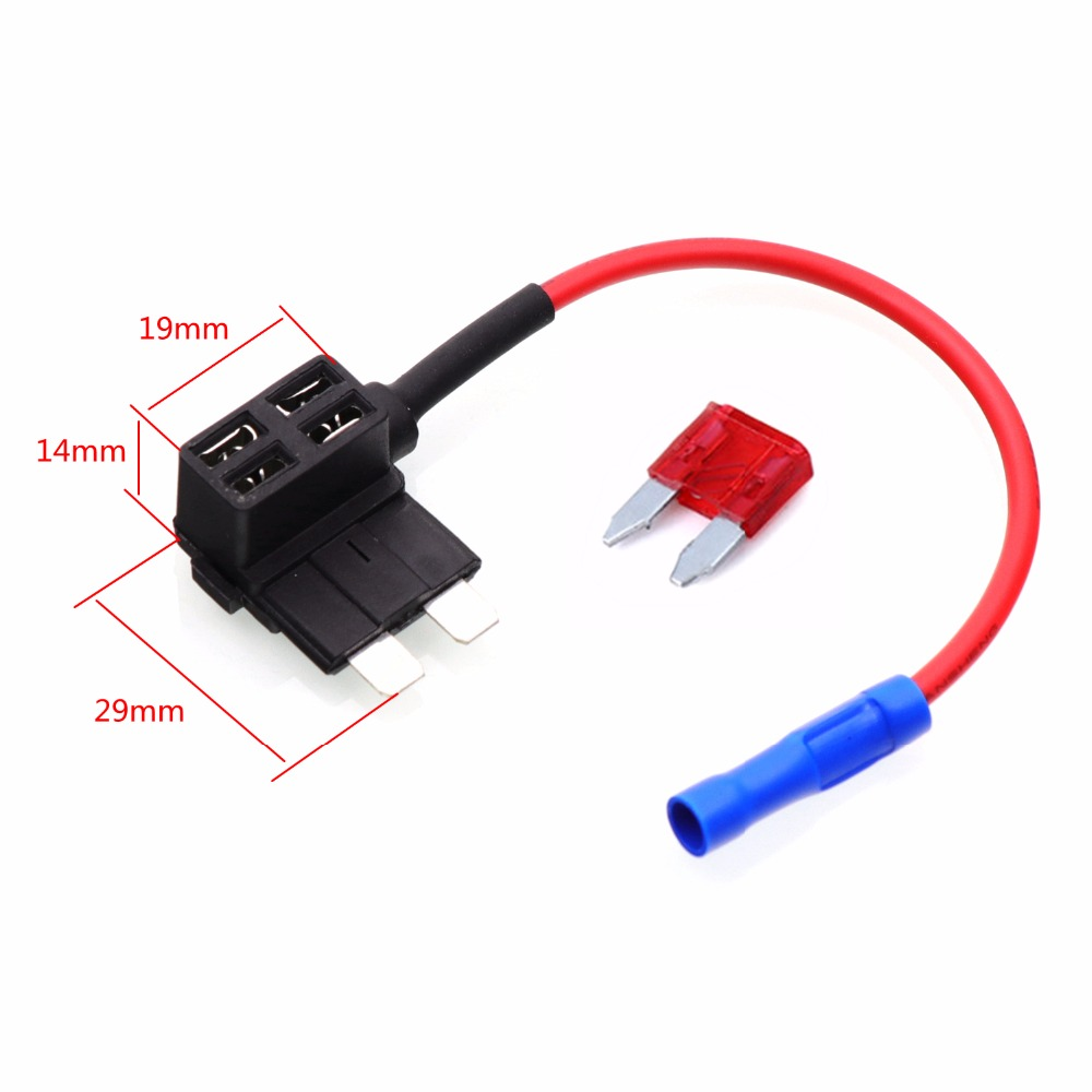 2pcs Car Automobile Beauty Fuse Box Blade Electric Appliance Holder Car  Accessories Add Circuit with 10A32V Autofuse|fuse circuit|circuit  fusecircuit cars - AliExpress | Add Circuit To Fuse Box |  | AliExpress