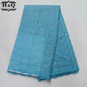 Popular Eyelet Stones Ornament African Cord Lace Swiss Voile Lace In Switzerland African Cotton Lace Fabric 2018 High Quality