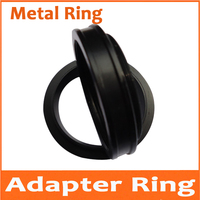 1pc metal estereoscópico microscópio estéreo anel de transferência 48mm lente objetiva adaptador anel m48 a m48 m48 a m42 m52 a m48