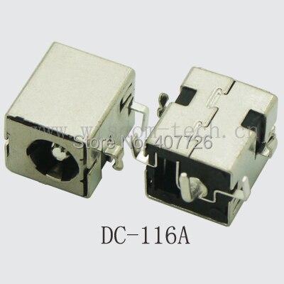 Free shipping 10pcs/lot 2.5mm Laptop DC jack connector,Power Socket for Asus laptop socket female