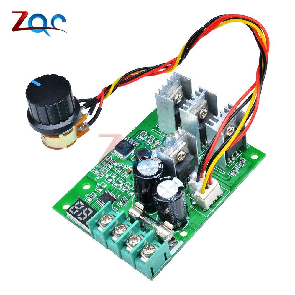 Mini 5A Motor PWM Drehzahlregler Dc 10-30V Drehzahlregler LED Dimmer